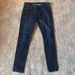 Size 28 Citizens of Humanity jeans